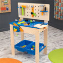 Deluxe Workbench with Tools, Doll Houses | Playsets | Kids Doll Houses | ABaby.com