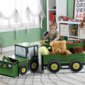 John Deere Toy Box Set