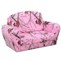 Pink Mossy Oak Sofa Sleeper, Buy Kids & Toddler Chairs Online | Recliner | Rocking Chairs | Armchairs