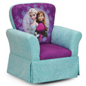 Disney's Frozen Kids Recliner, Kids Chairs | Personalized Kids Chairs | Comfy | ABaby.com