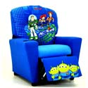Toy Story Recliner, Kids Upholstered Chairs | Personalized Upholstered Chairs | ABaby.com