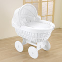 Baby Bliss Bassinet, Baby Bassinet Bedding sets, Bassinet Skirts, Bassinet Liners, and Hoods