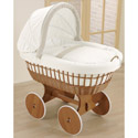 Baby's Breath Bassinet