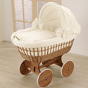 Nature Dreams Bassinet, Baby Bassinet Bedding sets, Bassinet Skirts, Bassinet Liners, and Hoods