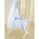 Serene Baby Bassinet, Baby Bassinet Bedding sets, Bassinet Skirts, Bassinet Liners, and Hoods