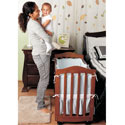 The Bedside Manor Baby Cradle