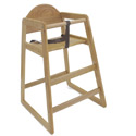 Arched Back Stackable Highchair, Baby High Chairs | Designer High Chairs | ABaby.com