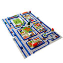 3D Traffic Rug, Kids Playroom Area Rugs | Bedroom Rugs | Carpet | aBaby.com