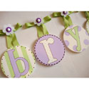 Brilliant Brynn Wall Letters, Kids Wall Letters | Custom Wall Letters | Wall Letters For Nursery