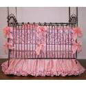 Rose Dior Crib Bedding Collection, Baby Girl Crib Bedding Sets | Crib Accessories | Unique | aBaby.com