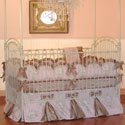 Angelique Crib Bedding Collection, Baby Crib Bedding Sets | Bedding Sets for Boys & Girls | aBaby.com