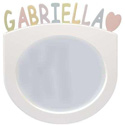 Personalized Mirror, Baby Nursery Mirrors | Decorative Mirror | ABaby.com