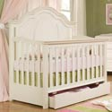 Blooming Spirit Convertible Crib, Antique Baby Crib | Cradle | Designer Convertible Cribs | ABaby.com
