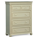Charlotte 4 Drawer Chest, Children's Dressers | Kids | Toddler | ABaby.Com