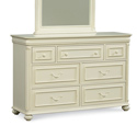 Charlotte 7 Drawer Storage Dresser, Children's Dressers | Kids | Toddler | ABaby.Com