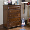 Dawson's Ridge 5 Drawer Chest, Children's Dressers | Kids | Toddler | ABaby.Com