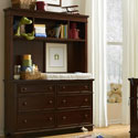 Dawson's Ridge Bookcase/Hutch with Dresser , Kids Bookshelf | Kids Book Shelves | ABaby.com