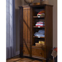 Dawson's Ridge Bookcase Locker, Dress Up Armoire | Nursery Armoire | Kids Armoire | ABaby.com