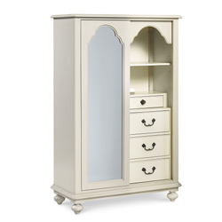 Inspirations Signature Dressing Chest, Dress Up Armoire | Nursery Armoire | Kids  Armoire | ABaby
