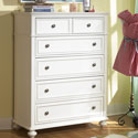 Maddy 5 Drawer Chest, Children's Dressers | Kids | Toddler | ABaby.Com