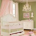 Blooming Spirit Nursery Collection, Solid Wood Nursery Furniture Sets | Crib Furniture Sets | ABaby.com