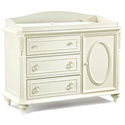 Blooming Spirit Dresser/Changer, Dresser And Changing Table Combo | Nursery Dressers | ABaby.com