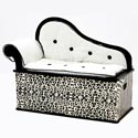 Wild Side Toy Box Bench Seat, Kids Play Chairs | Personalized Kids Chairs | ABaby.com
