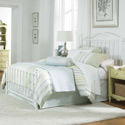 Seaside Dreams Full Size Metal Bed, Childrens Beds | Girls Twin Bed | ABaby.com