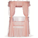 A Lot of Gelato Round Crib Bedding Set, Bedding For Round Cribs | ABaby.com