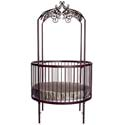 Frette Crib, Round Cribs for Babies | Circular Crib | Unique | Nursery