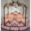 Windsor Round Bed, Childrens Beds | Girls Twin Bed | ABaby.com