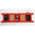 Firefighter Hanging Rack, Peg Shelves | Kids Nursery Wall Shelves | ABaby.com