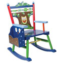 Owls Rocker, Kids Chairs | Personalized Kids Chairs | Comfy | ABaby.com
