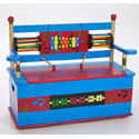 Musical Toy Box, Kids Toy Boxes | Personalized Toy Chest | Bench | ABaby.com