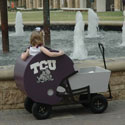 Go Team Go! Helmet Wagon, Sports Themed Nursery | Boys Sports Bedding | ABaby.com