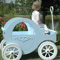 Custom Cinderella Wagon, Toddler Bikes | Childrens Pedal Cars | ABaby.com