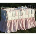 Anjou Bedding Collection, Crib Comforters |  Ballerina Crib Bedding | ABaby.com