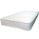 Eco Coil Deluxe Twin/Full Mattress with Latex Layer, Hypoallergenic Mattresses | Hypo Allergenic Twin Mattress