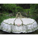 Beatrice Moses Basket, Baby Baskets For Girls | Girls Moses Baskets | ABaby.com