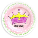 Crown Name Plate, Baby Birth Plates | ABaby.com