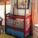 Madison Crib, Custom Cribs | Rustic Cribs | Unique Cribs | ABaby.com