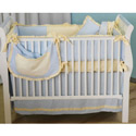 Monogram Crib Bedding, Boy Crib Bedding | Baby Crib Bedding For Boys | ABaby.com