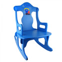 Personalized Boys Puzzle Rocker, Kids Rocking Chairs | Kids Rocker | Kids Chairs | ABaby.com