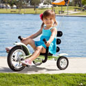 Mobo Mini Luxury 3 Wheel Cruiser, Kids Ride on Toys | Bikes | Helmet | Activity Cars