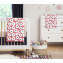 In Bloom Crib Bedding Set, Baby Girl Crib Bedding | Girl Crib Bedding Sets | ABaby.com