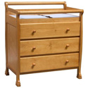 DaVinci Kalani 3 Drawer Changer, Baby Changing Table | Changing Tables With Drawers | ABaby.com
