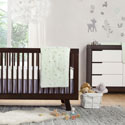 Tranquil Woods Crib Bedding Set, Baby Girl Crib Bedding | Girl Crib Bedding Sets | ABaby.com