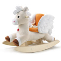 Rocking Baby Pegasus, Kids Rocking Horse | Personalized Rocking Horses | ABaby.com