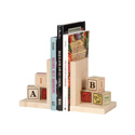 Know My ABC's Bookend, ABC Nursery Decor | ABC Alphabets Wall Decals | ABaby.com