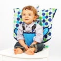 My Little Seat Travel High Chair, Baby High Chairs | Designer High Chairs | ABaby.com